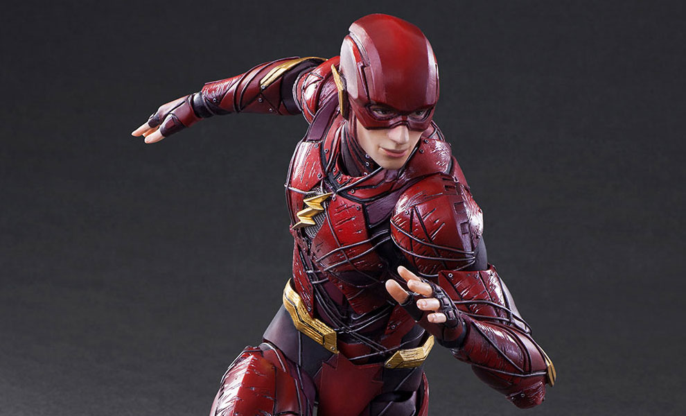 Gallery Feature Image of The Flash Collectible Figure - Click to open image gallery