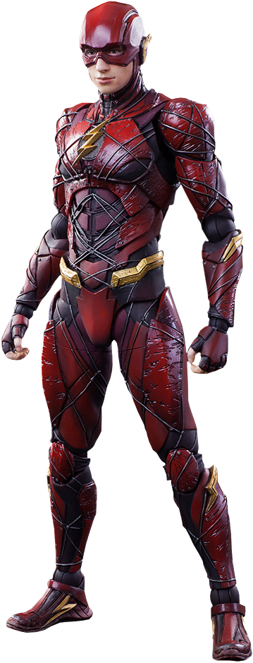 Square Enix The Flash Collectible Figure
