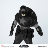 Gallery Image of Night Mission Captain America Sixth Scale Figure