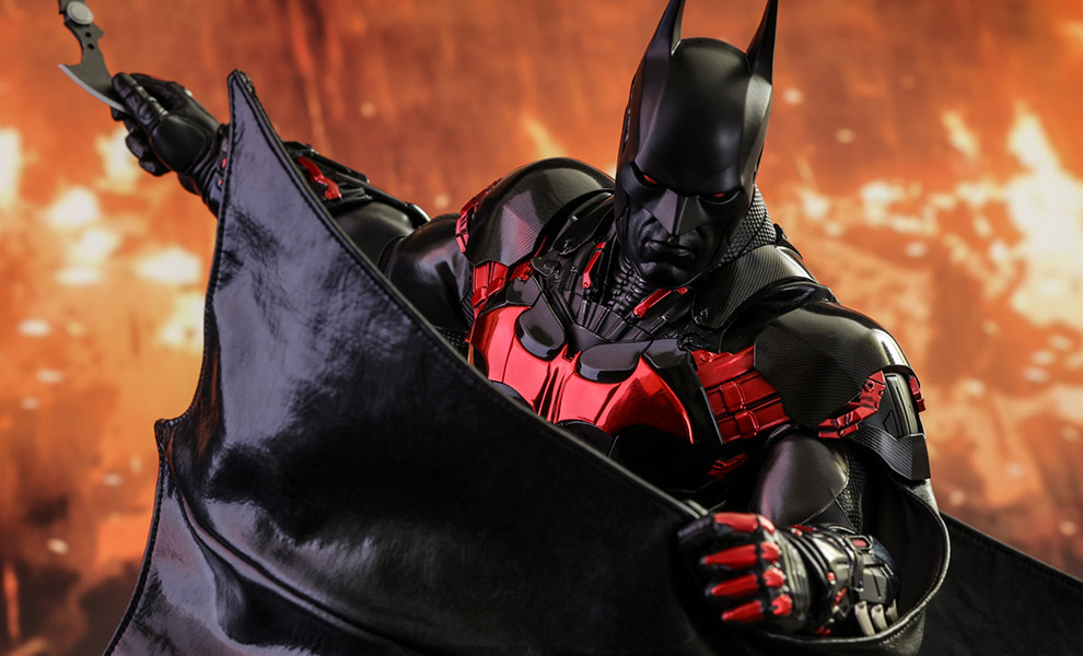 Gallery Feature Image of Batman Futura Knight Version Sixth Scale Figure - Click to open image gallery
