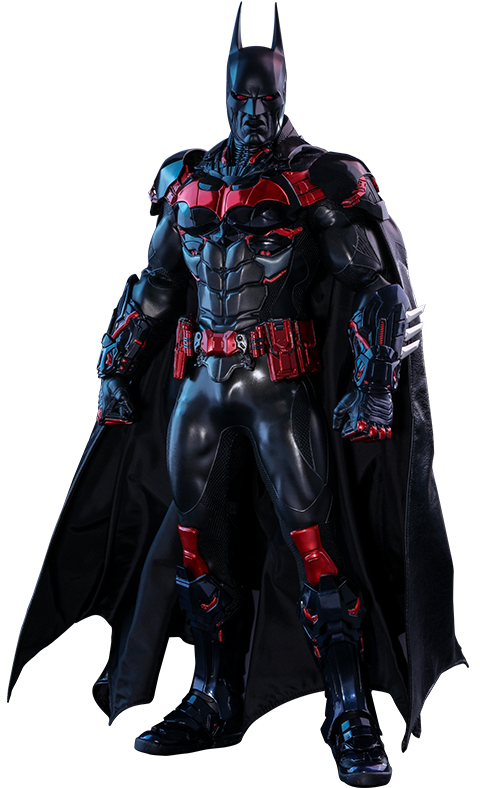 Hot Toys Batman Futura Knight Version Sixth Scale Figure