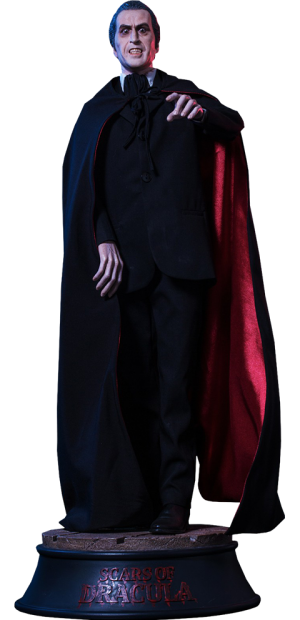 Count Dracula Quarter Scale Statue