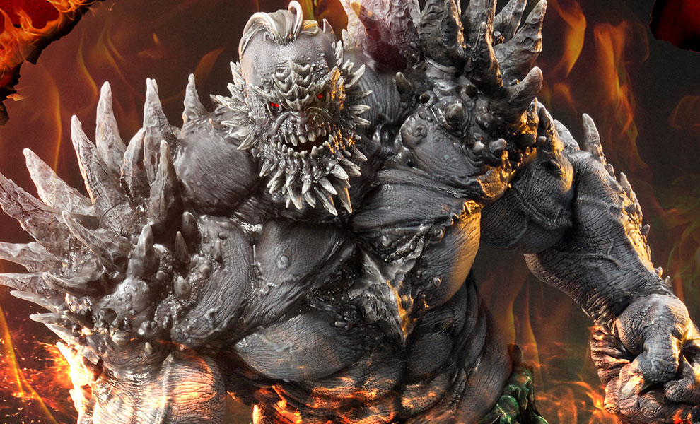 Dc Comics Doomsday Statue By Prime 1 Studio Sideshow Collectibles