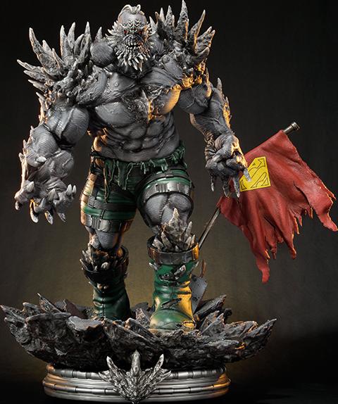 Prime 1 Studio Doomsday Statue