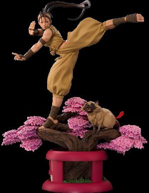 Ibuki Statue