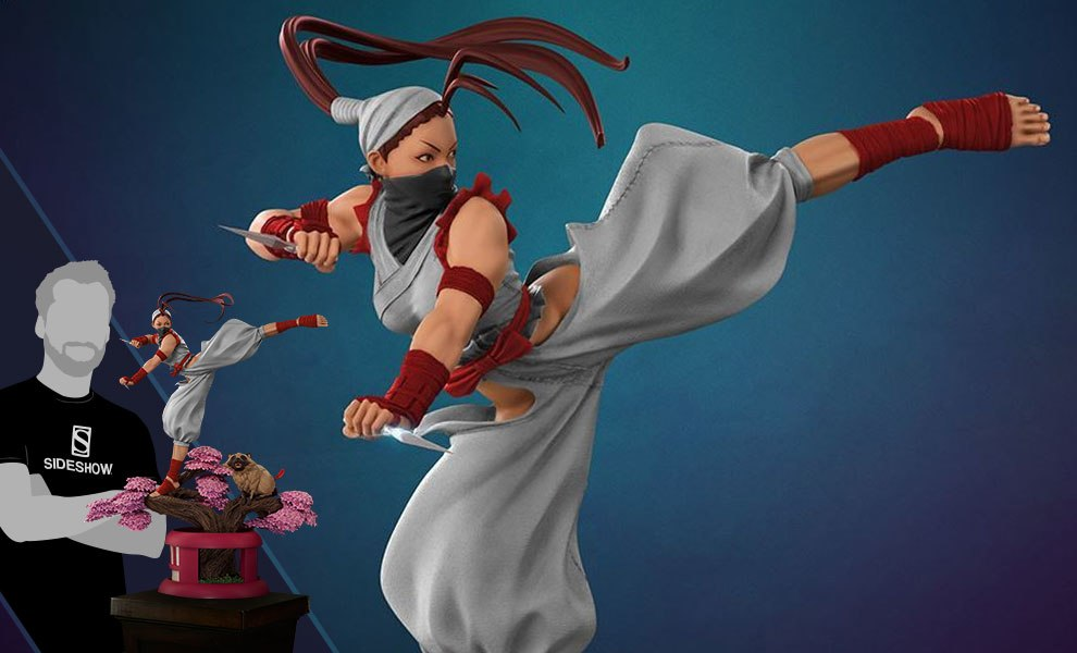 Gallery Feature Image of Ibuki Player 2 Statue - Click to open image gallery
