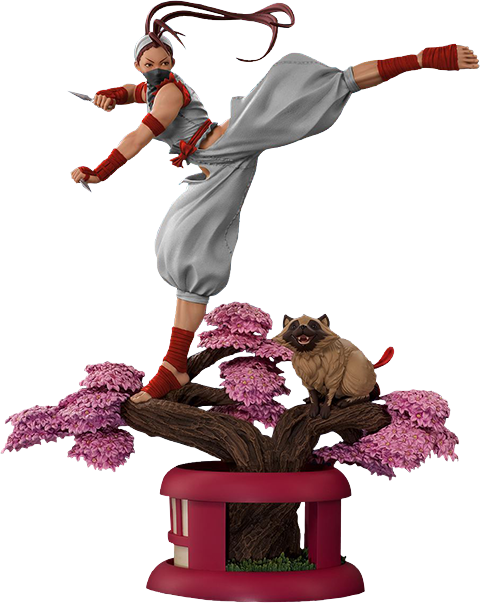 PCS Collectibles Ibuki Player 2 Statue