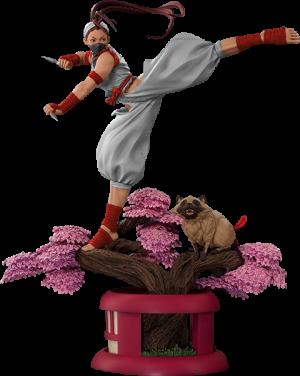Ibuki Player 2 Statue
