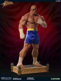 Gallery Image of Sagat Statue
