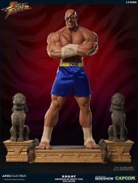 Gallery Image of Sagat Emperor of Muay Thai Statue
