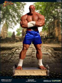 Gallery Image of Sagat Victory Statue