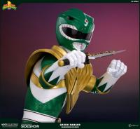 Gallery Image of Green Ranger Dragonzord Statue