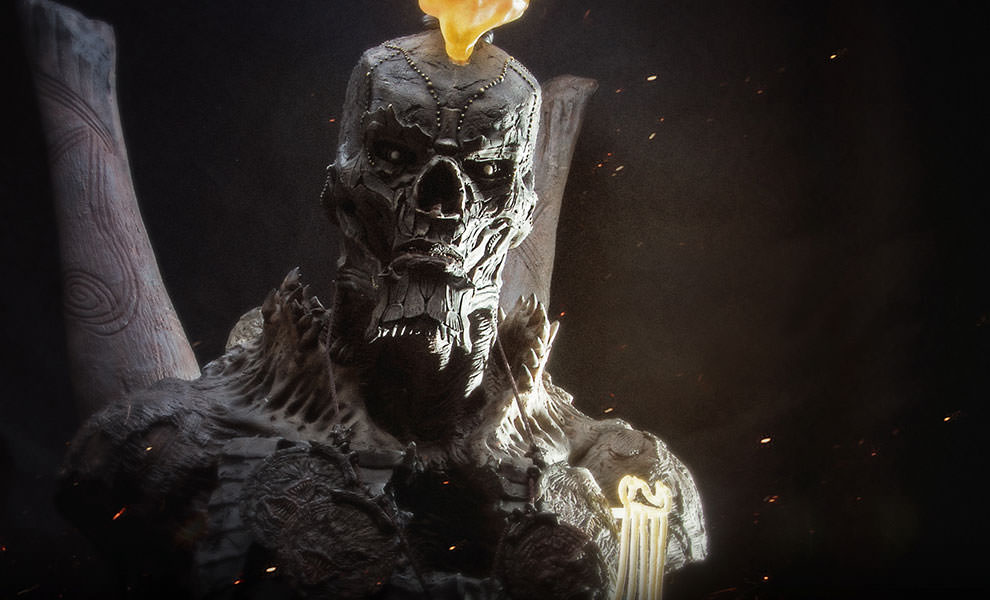 Gallery Feature Image of Baron Faraii The Fallen Legendary Scale™ Bust - Click to open image gallery