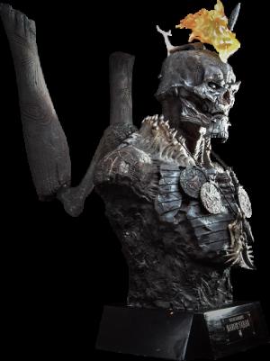 Baron Faraii The Fallen Legendary Scale™ Bust