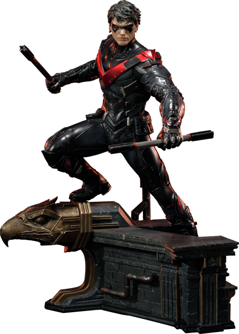 Prime 1 Studio Nightwing Red Version Statue