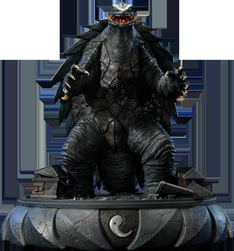 Prime 1 Studio Gamera Deluxe Version Statue