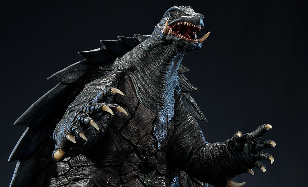 Gallery Feature Image of Gamera Vinyl Statue - Click to open image gallery