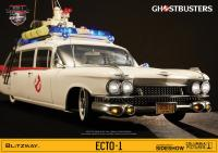 Gallery Image of ECTO-1 Ghostbusters 1984 Sixth Scale Figure Accessory