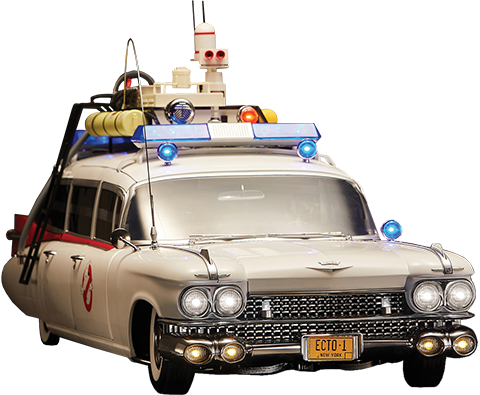 Blitzway ECTO-1 Ghostbusters 1984 Sixth Scale Figure Accessory