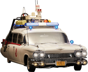 ECTO-1 Ghostbusters 1984 Sixth Scale Figure Accessory