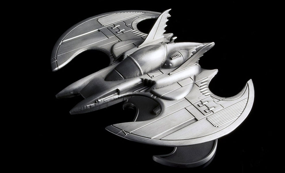 Gallery Feature Image of 1989 Batwing Prop Replica - Click to open image gallery
