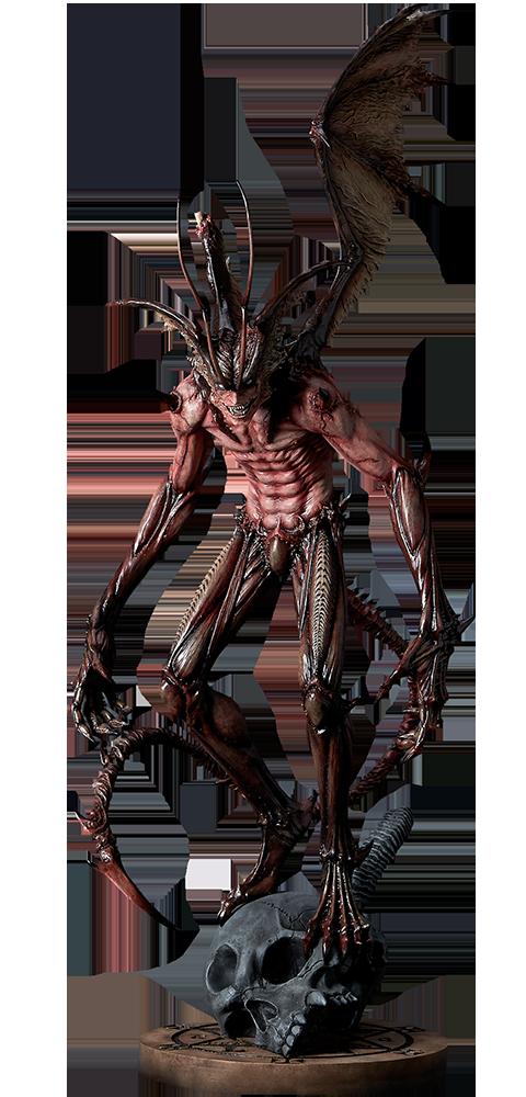 Gecco Co. Amon - Crimson Devil Statue