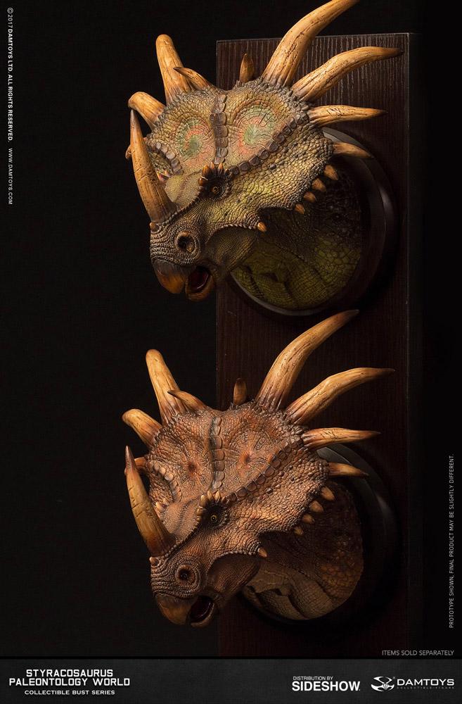 Styracosaurus Bust by Damtoys