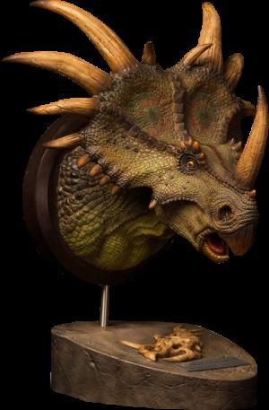 Styracosaurus Bust