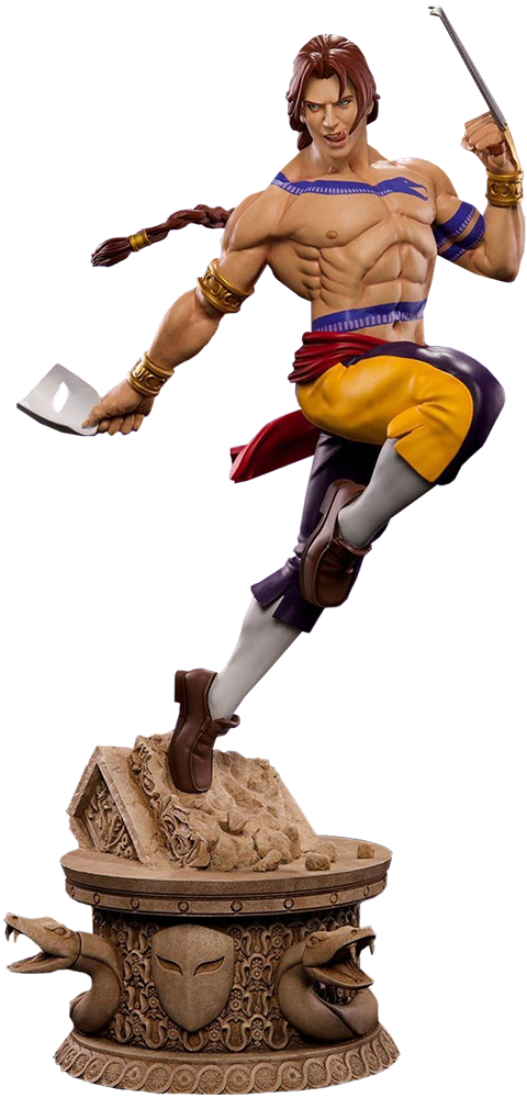 PCS Collectibles Vega Statue