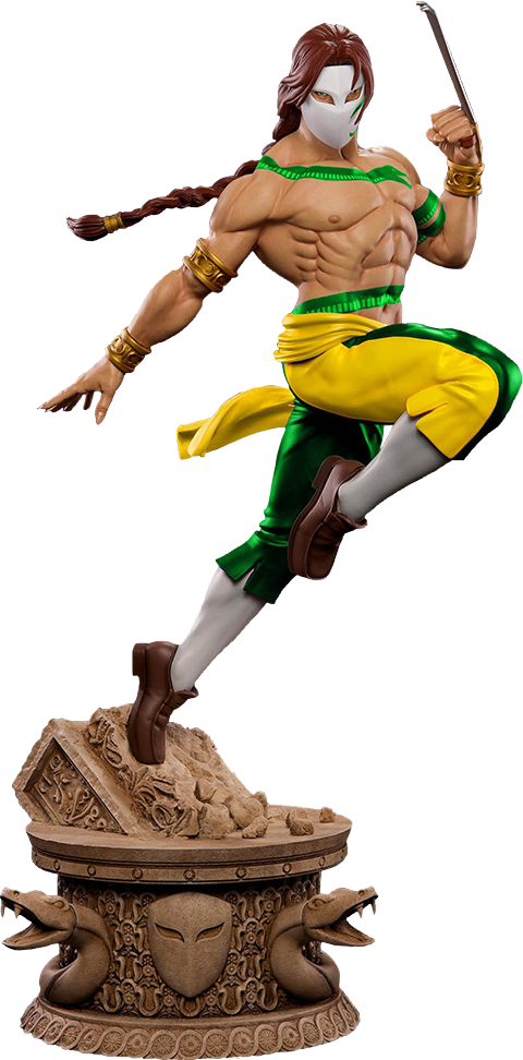 PCS Collectibles Vega Player 2 Statue