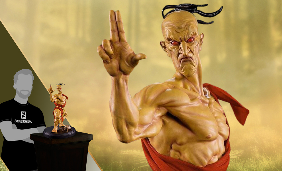 Gallery Feature Image of Oro Senjutsu Version Statue - Click to open image gallery