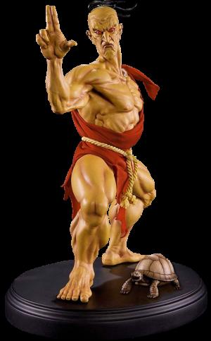 Oro Senjutsu Version Statue