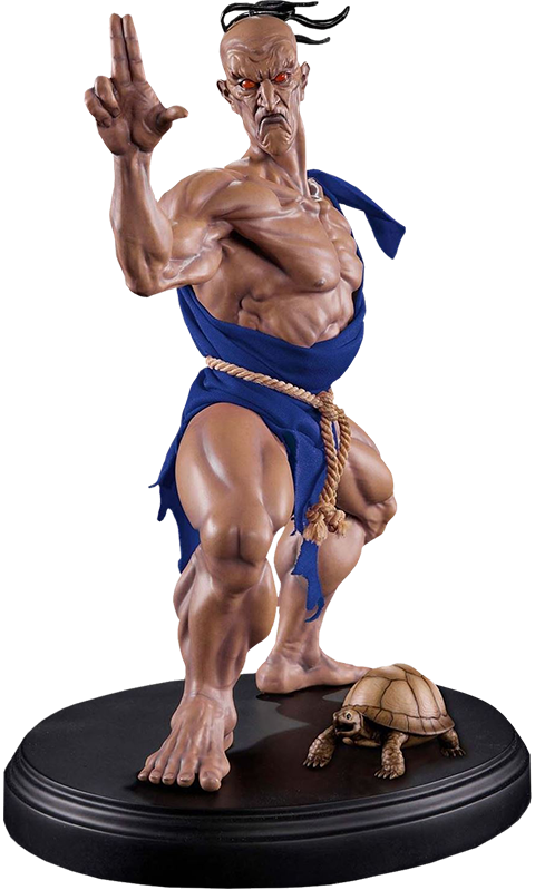 PCS Collectibles Oro Player 2 Version Statue