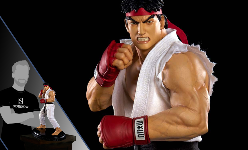 Gallery Feature Image of Ryu Ansatsuken Statue - Click to open image gallery