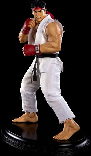Ryu Ansatsuken Statue