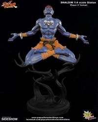 Gallery Image of Dhalsim Player 2 Version Statue