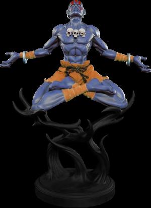 Dhalsim Player 2 Version Statue