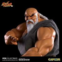 Gallery Image of Gouken Statue