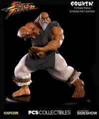 Gallery Image of Gouken Strong Fist Statue