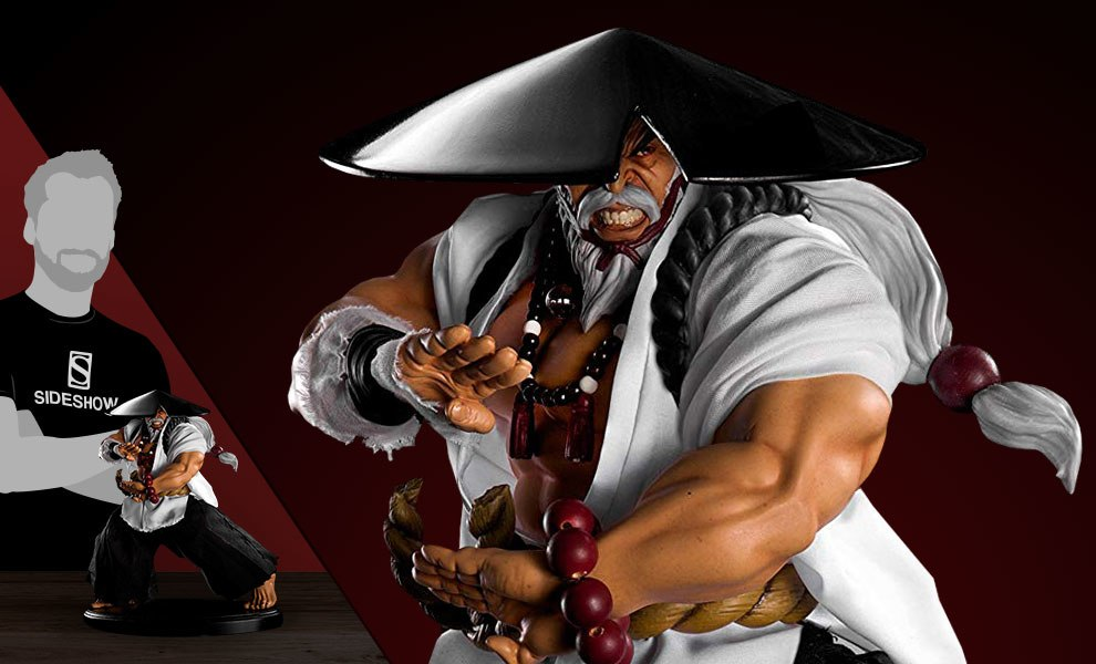 Gallery Feature Image of Gouken Pilgrim Statue - Click to open image gallery