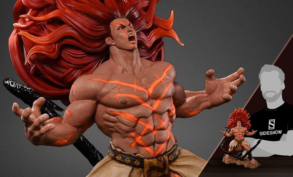 Gallery Feature Image of Necalli V-Trigger Statue - Click to open image gallery