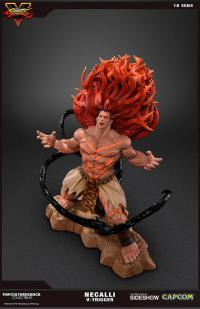 Gallery Image of Necalli V-Trigger Statue