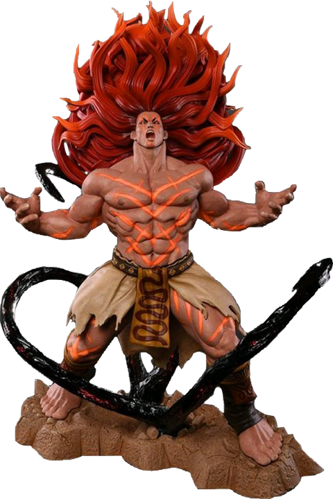 PCS Collectibles Necalli V-Trigger Statue