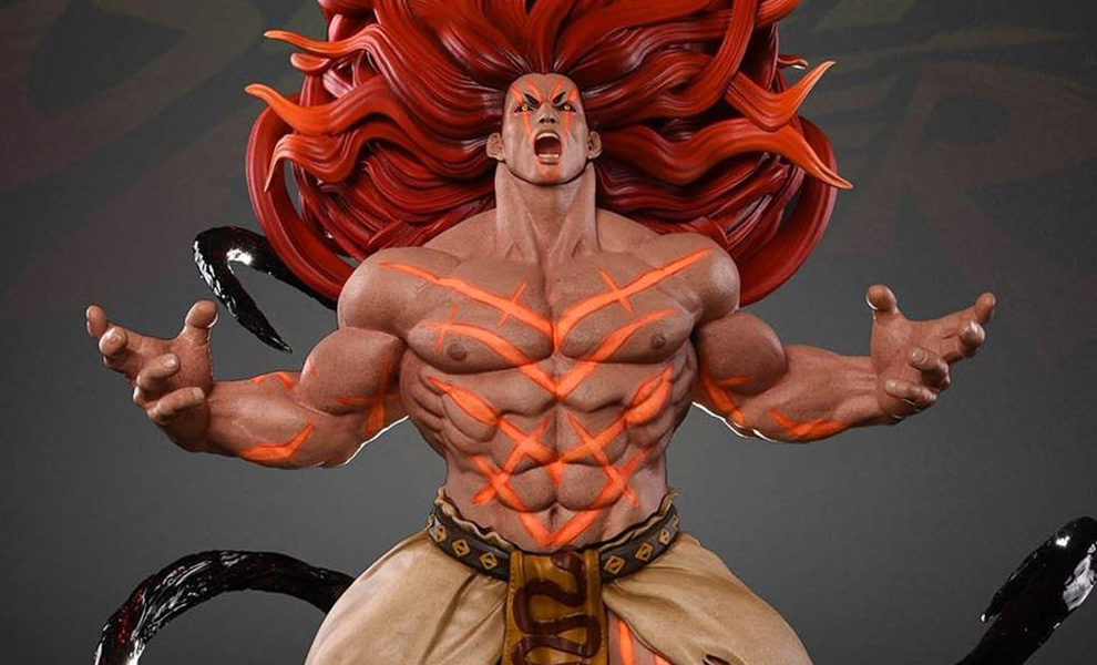 Gallery Feature Image of Necalli V-Trigger Torrent of Power Statue - Click to open image gallery