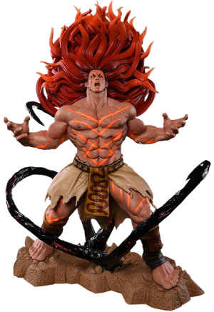 Necalli V-Trigger Torrent of Power Statue