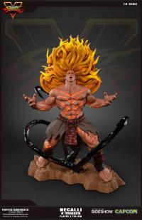 Gallery Image of Necalli V-Trigger Player 2 Yellow Statue