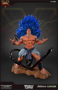 Gallery Image of Necalli V-Trigger Player 2 Blue Statue