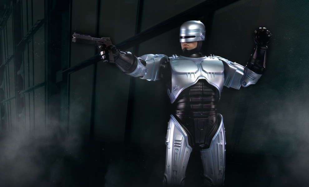 Gallery Feature Image of RoboCop Statue - Click to open image gallery