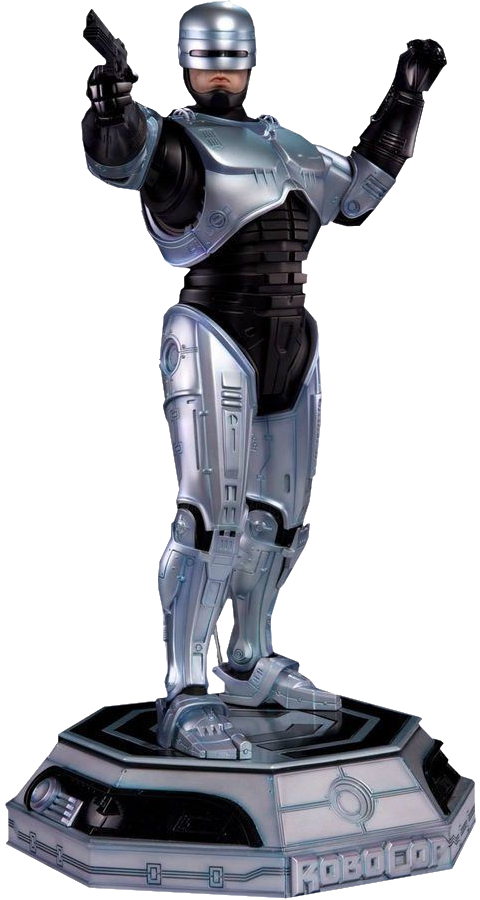 PCS Collectibles RoboCop Statue