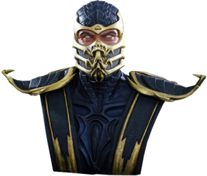 Scorpion Life-Size Bust